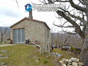 Spacious house with land, independent garage and panoramic terrace for sale Italy 29