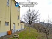 Spacious house with land, independent garage and panoramic terrace for sale Italy 3