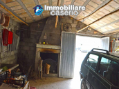 Spacious house with land, independent garage and panoramic terrace for sale Italy 31