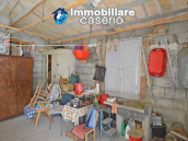 Spacious house with land, independent garage and panoramic terrace for sale Italy 32