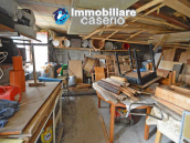 Spacious house with land, independent garage and panoramic terrace for sale Italy 34