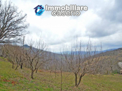Spacious house with land, independent garage and panoramic terrace for sale Italy 35