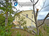 Spacious house with land, independent garage and panoramic terrace for sale Italy 4