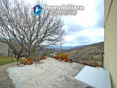 Spacious house with land, independent garage and panoramic terrace for sale Italy 5
