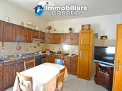 Spacious house with land, independent garage and panoramic terrace for sale Italy 6