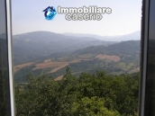 Townhouse with lovely view for sale in Abruzzo 11