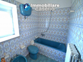 Independent country house with garages, terrace and land for sale in Molise Region 13