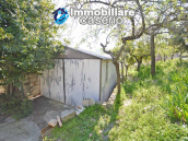 Independent country house with garages, terrace and land for sale in Molise Region 17