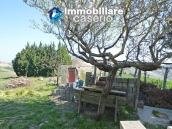 Independent country house with garages, terrace and land for sale in Molise Region 20