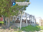 Independent country house with garages, terrace and land for sale in Molise Region 24