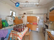 Independent country house with garages, terrace and land for sale in Molise Region 3