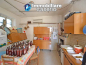 Independent country house with garages, terrace and land for sale in Molise Region 4