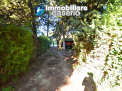 Country house with garden for sale in Pollutri, 15 minutes from the sea, Abruzzo 54