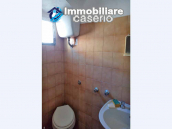 House in the village with adjacent garden for sale in the Molise Region 7