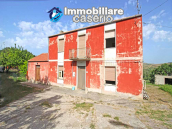 Property with garage and fenced garden for sale in the Abruzzo Region 1