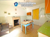 Property with garage and fenced garden for sale in the Abruzzo Region 8