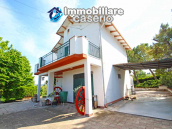 Detached and habitable house located in the countryside for sale in Molise Region 1
