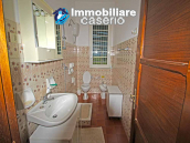Detached and habitable house located in the countryside for sale in Molise Region 9