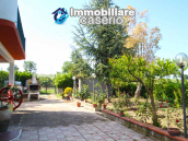 Detached and habitable house located in the countryside for sale in Molise Region 12