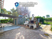 Detached and habitable house located in the countryside for sale in Molise Region 14