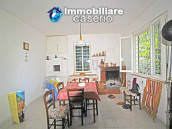 Detached and habitable house located in the countryside for sale in Molise Region 6