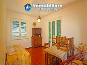Detached and habitable house located in the countryside for sale in Molise Region 7