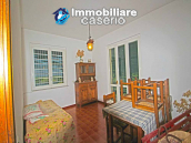 Detached and habitable house located in the countryside for sale in Molise Region 8