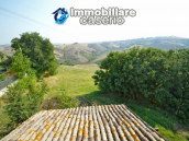 Country house for sale in Atessa, with panoramic terrace on the Abruzzo hills, Italy 5
