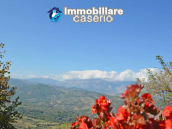 Stone house with panoramic view for sale in Archi, Abruzzo, Italy 21