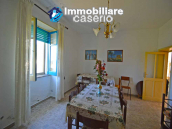 Spacious house with land and garage for sale in the Abruzzo Region, Italy 15