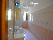Spacious house with land and garage for sale in the Abruzzo Region, Italy 8