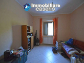 Detached country house with land and wooden veranda for sale in Carunchio 16