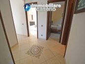 Detached country house with land and wooden veranda for sale in Carunchio 18