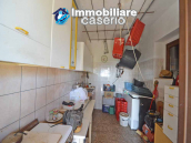 Detached country house with land and wooden veranda for sale in Carunchio 21
