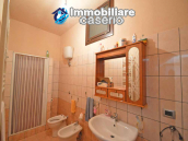 Detached country house with land and wooden veranda for sale in Carunchio 8
