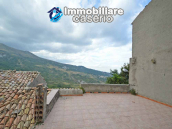 Ancient stone house with panoramic terrace for sale in Abruzzo 1