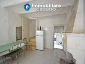 Ancient stone house with panoramic terrace for sale in Abruzzo 12