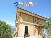 Spacious house with land for sale in Archi, the Abruzzo hills halfway between sea 1