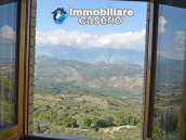 Spacious house with land for sale in Archi, the Abruzzo hills halfway between sea 9