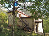 Finely farm house restored for sale in the Municipality of Pizzone, Molise Region 16