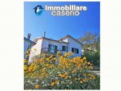 Spacious habitable house with garden and fruit trees for sale in the Molise Region 1