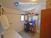 Town house for sale in San Buono, on the Abruzzo hills 15