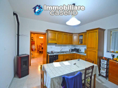 Detached country house with terrace, barn and land for sale in the Abruzzo region 10