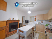 Detached country house with terrace, barn and land for sale in the Abruzzo region 12