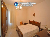 Detached country house with terrace, barn and land for sale in the Abruzzo region 19