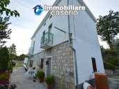 Detached country house with terrace, barn and land for sale in the Abruzzo region 2