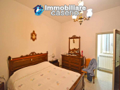 Detached country house with terrace, barn and land for sale in the Abruzzo region 20