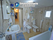Detached country house with terrace, barn and land for sale in the Abruzzo region 22