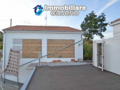 Detached country house with terrace, barn and land for sale in the Abruzzo region 25