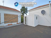 Detached country house with terrace, barn and land for sale in the Abruzzo region 26